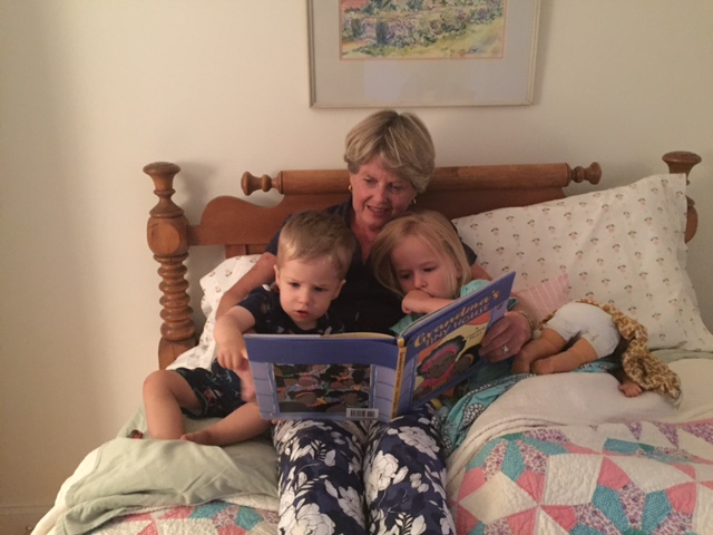 memom first nite reading CT
